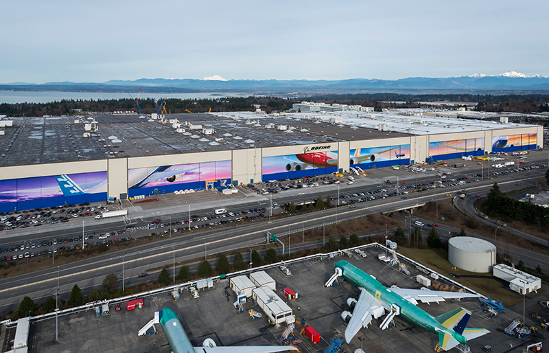 Aerial-View-Boeing-Assembly-Plant