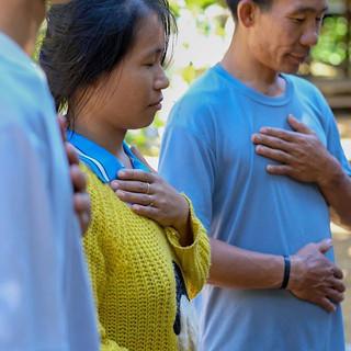 The Healing Dance Program- Refugees empo