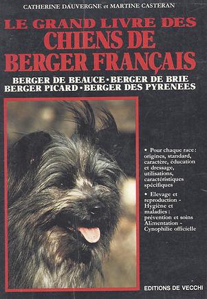 Le Grand Livre des Chiens der Berger Fra
