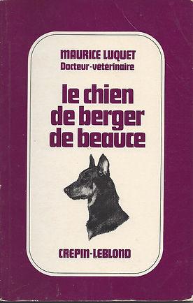 Le Chien de Berger de Beauce - Luquet.jp