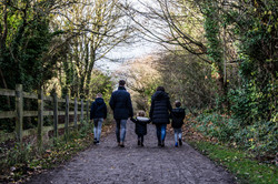Family session - Wirral Way