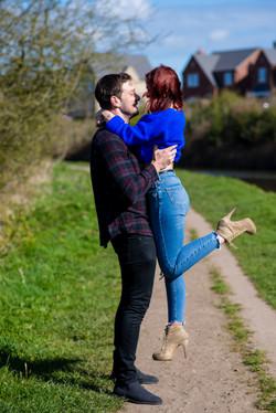 Engagement shoot - Liverpool