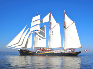The Gapper Series: Lessons from Sailing a Tall Ship with Eloise