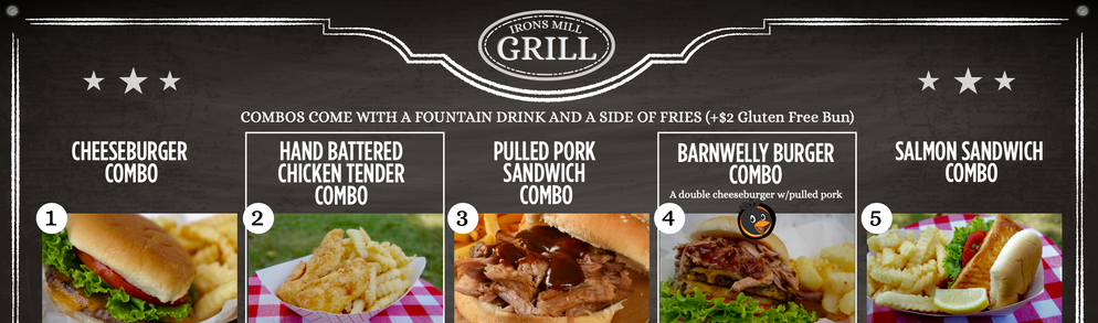 Irons Mill Grill