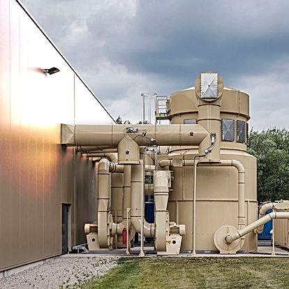 Etude environnementale Usine Urbaine Industriel, Centre de tri, Commerce, Showroom, Aménagement, Centre Technique Municipal, Restaurant, Parking
