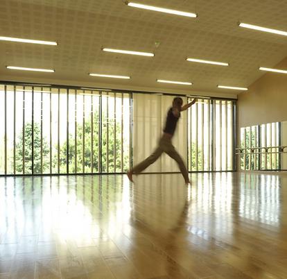 Etudes HQE Centre Culturel Médiathèque Conservatoire de musique et de danse Bibliothèque Cinéma