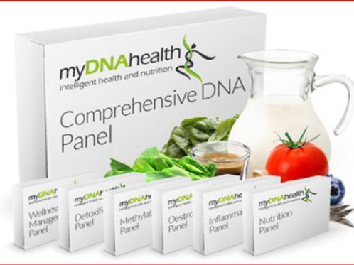 MyDNA Health Comprehensive DNA Panel