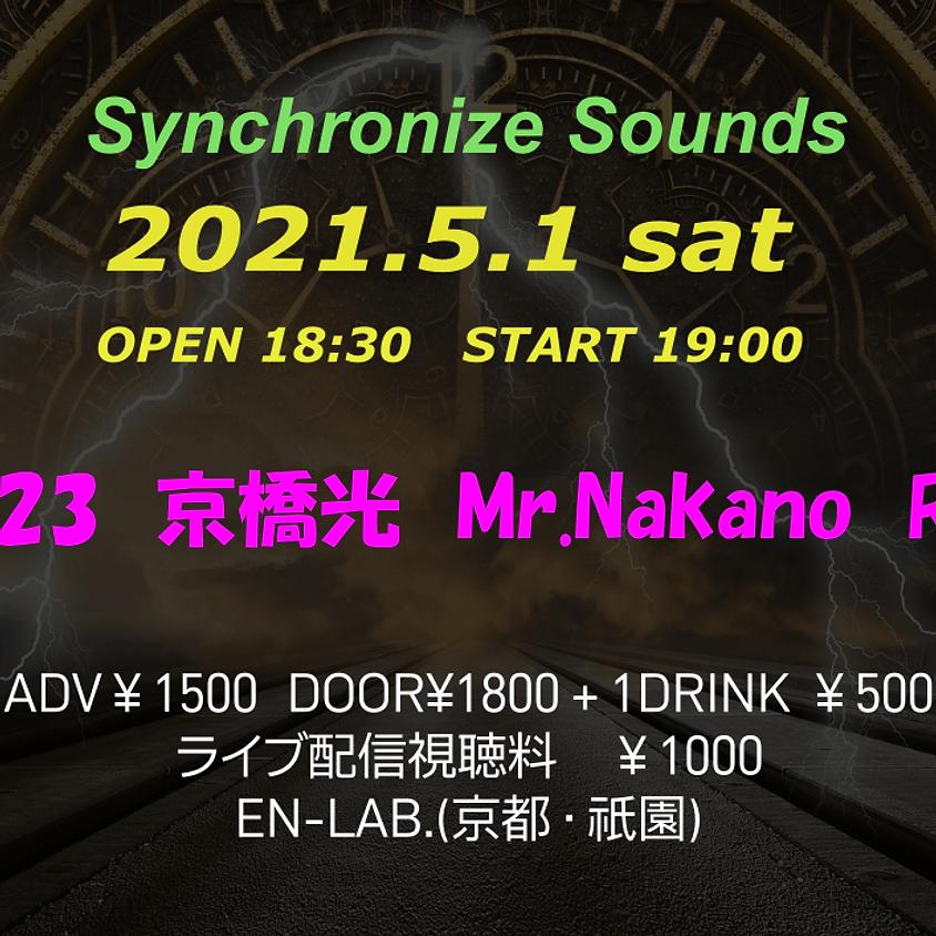 2021.5.1 Synchronize Sounds