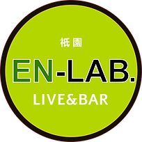ライブ配信をするライブハウスのロゴ