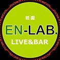 ライブハウスEN-LAB.のロゴマーク
