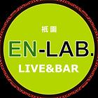 ライブ配信会場のロゴ