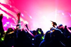 ライブハウスのオーディエンス