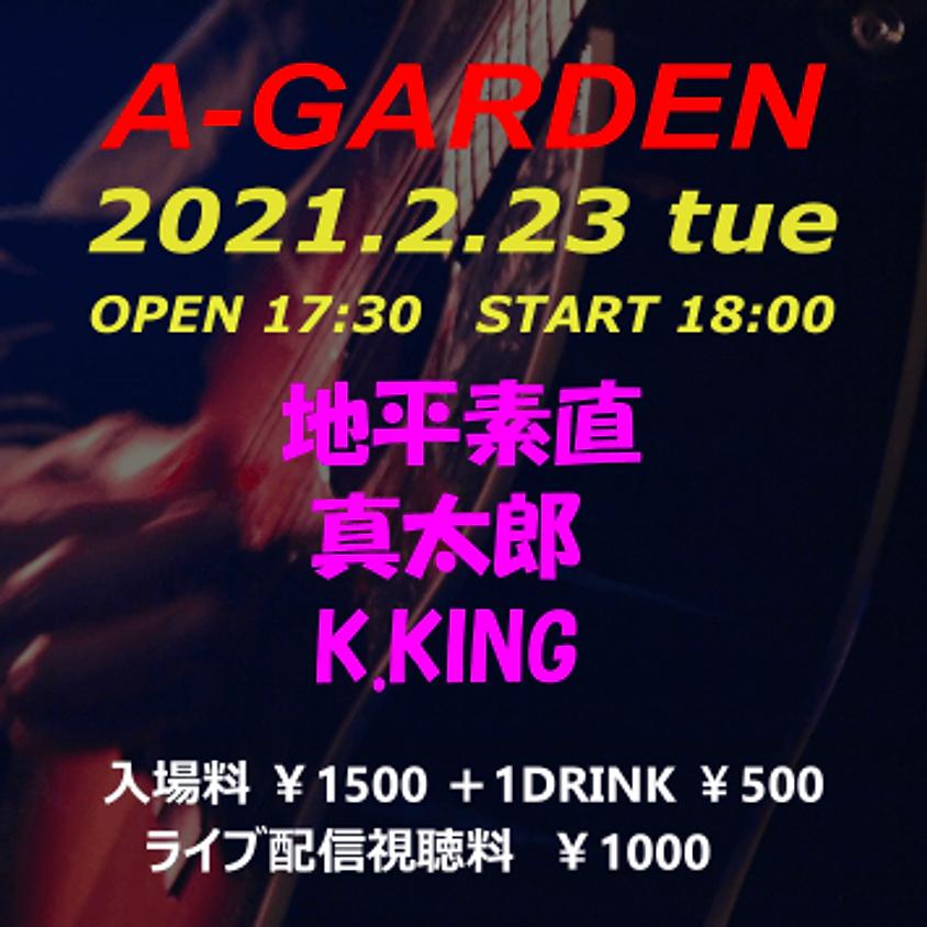 2021.2.23 A-GARDEN