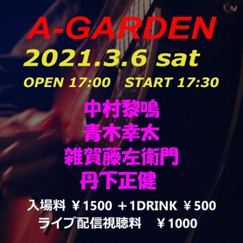 2021.3.6 A-GARDEN #2