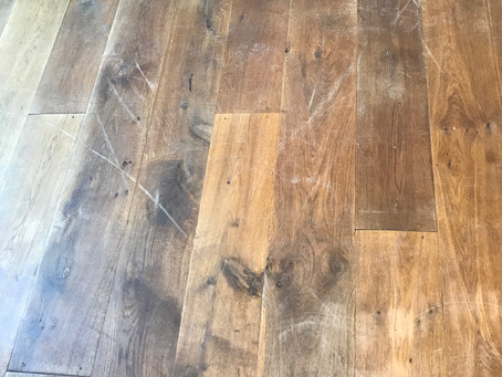 Revive that tired looking floor!