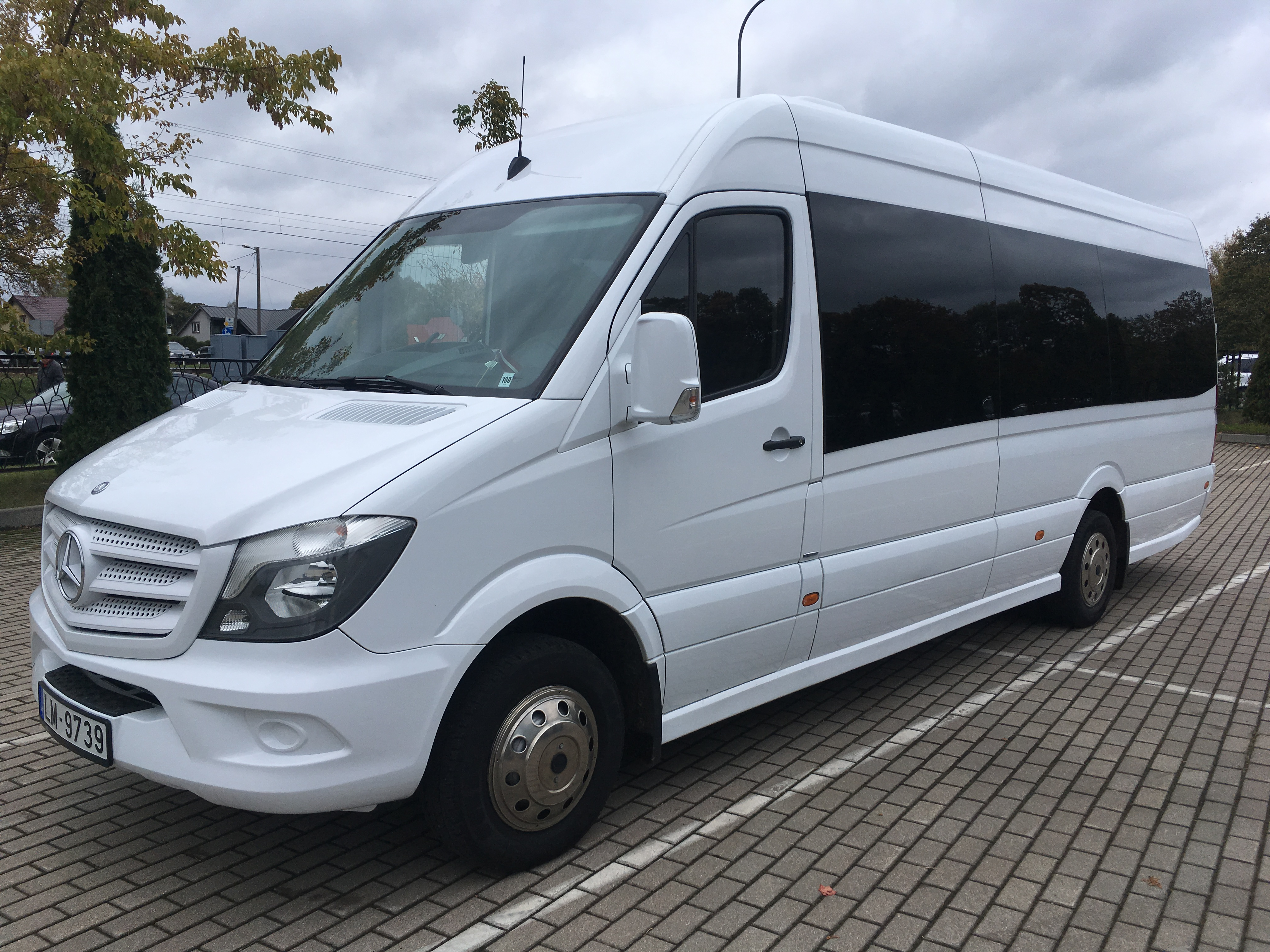 Mercedes benz Sprinter 519 www