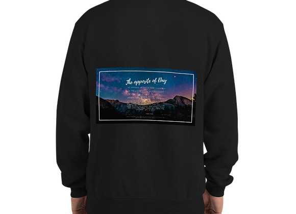 """""""Opposite of Day"""" Champion Hoodie"""
