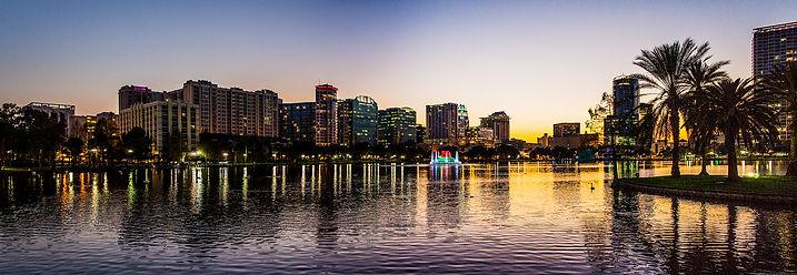 City of Orlando, Lake Eola Fountain