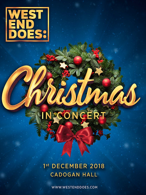 West End Does: Christmas Programme