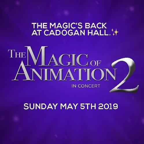 Magic of Animation 2 Programme