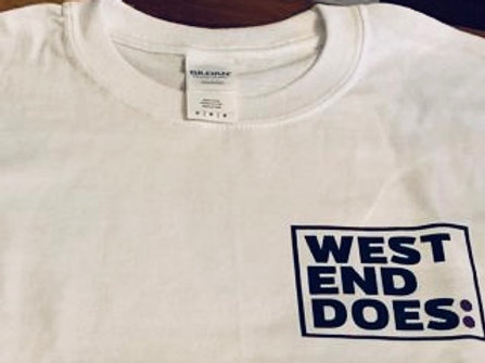 West End Does Tee Shirt