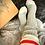 """Thumbnail: Bas de laine """"Bébé en cours -MŌMA pour toujours"""""""