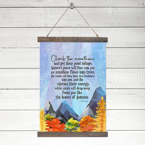 Climb the Mountains