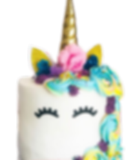 Eat Confetti | Products | Unicorn Pinata Cake