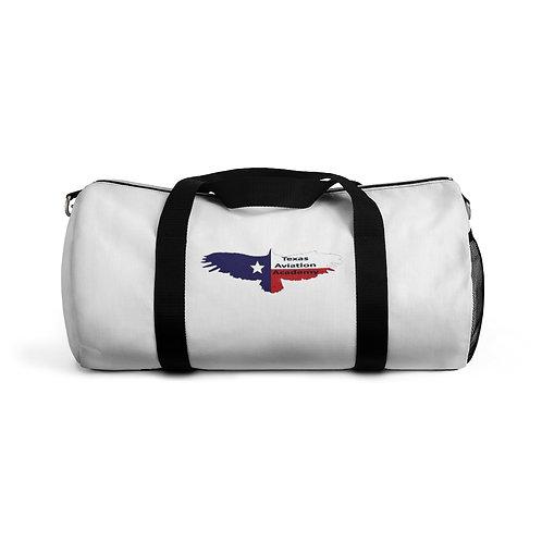 TAA Logo Flight Duffel Bag