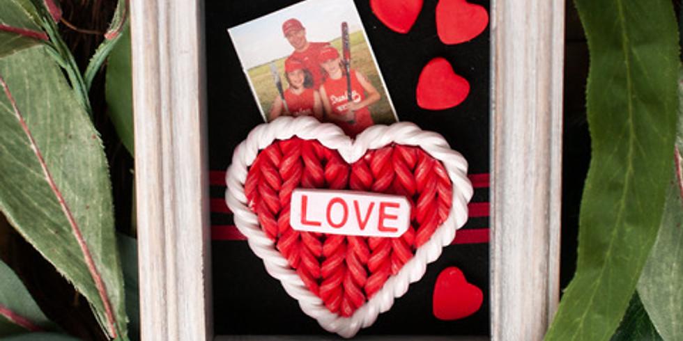 Gift of the Heart-Creekside Studio, artist Linda Webb