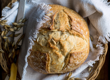 Food—the yeast of our worries