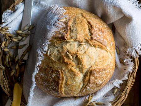 A alquimia do Pão de Fermentação Natural