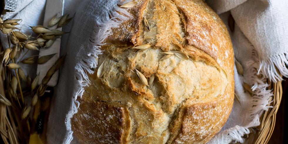 Backkurs: Brot Croissant Hefeteig Blätterteig Plunderteig