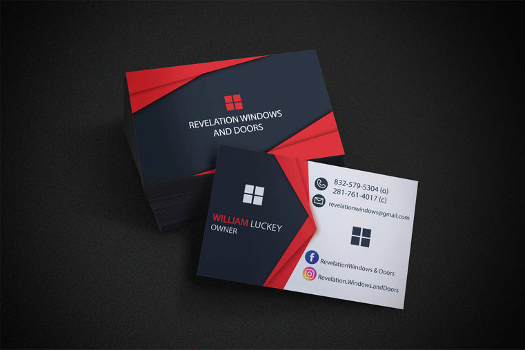 Hi-End Business Cards