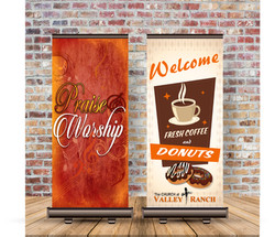 Custom Retractable Banners