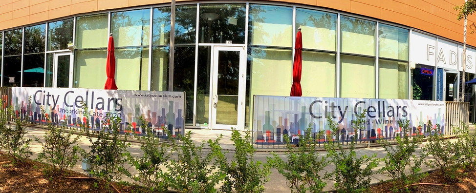 City Cellars Banners