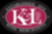 K&L wine merchants logo