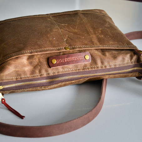 Waxed and Leather Material Care at Yorkshire Fox
