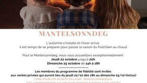 Smart Letter 3 : Mantelsonndeg, atelier créatif et plus encore !