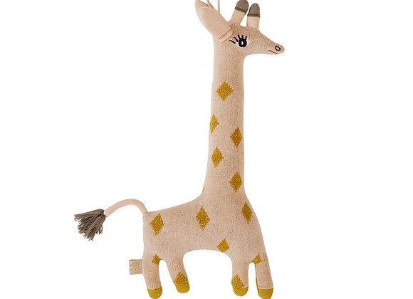 """(01) Peluche """"Baby Guggi Girafe"""""""