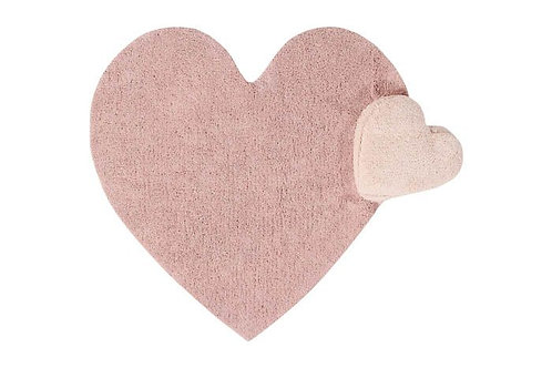 Tapis Puffy Love (nude)*
