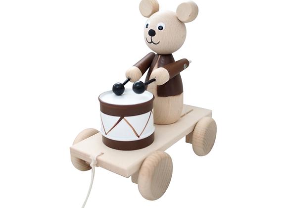 Cuthbert - L'ours batteur