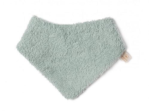 (09) Bandana nouveau-né So Cute (vert menthe)