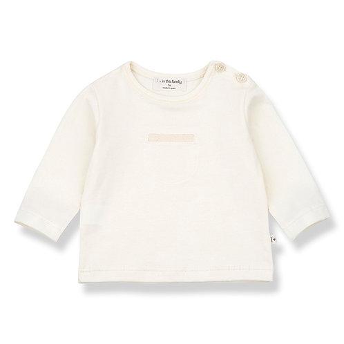 T-shirt Loise écru