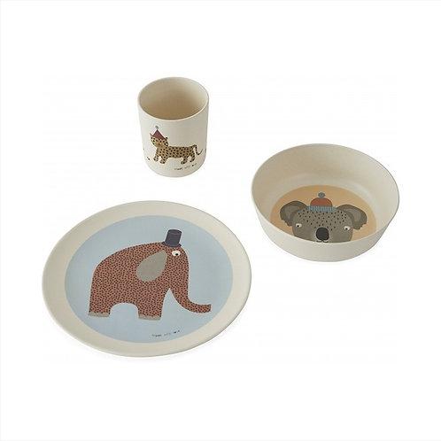 (08) Set de vaisselle Hathi