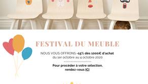 Smart Letter  2 : Spécial festival du meuble et autres curiosités