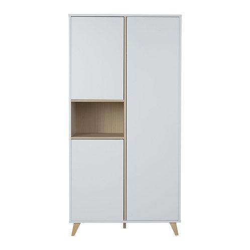 Loft (White) Armoire 2 portes