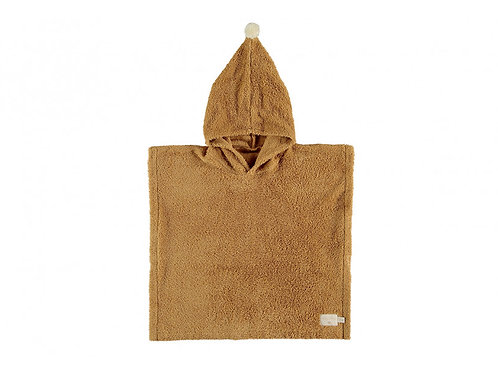 Poncho de bain So Cute (caramel)