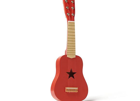 Guitare (rouge)