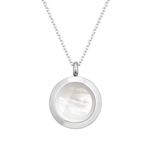 Gri-gri amulet (silver finish)